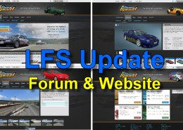 LFS website and forum redesign