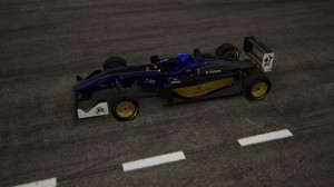 The Dallara F312 car